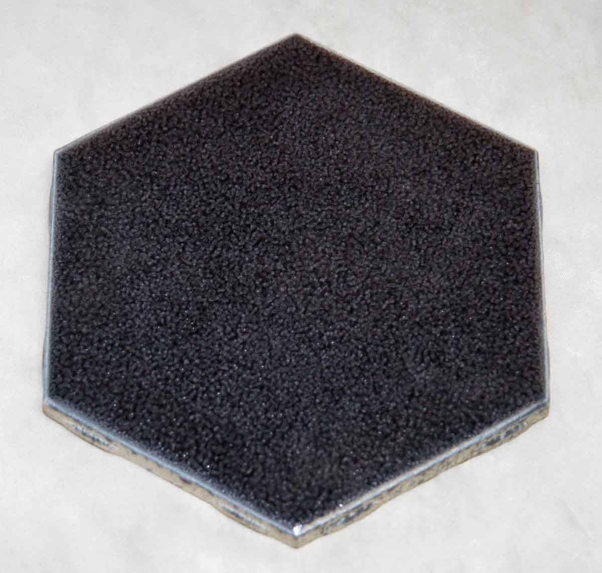 Set of Dark Gray Octagon Shaped Tile