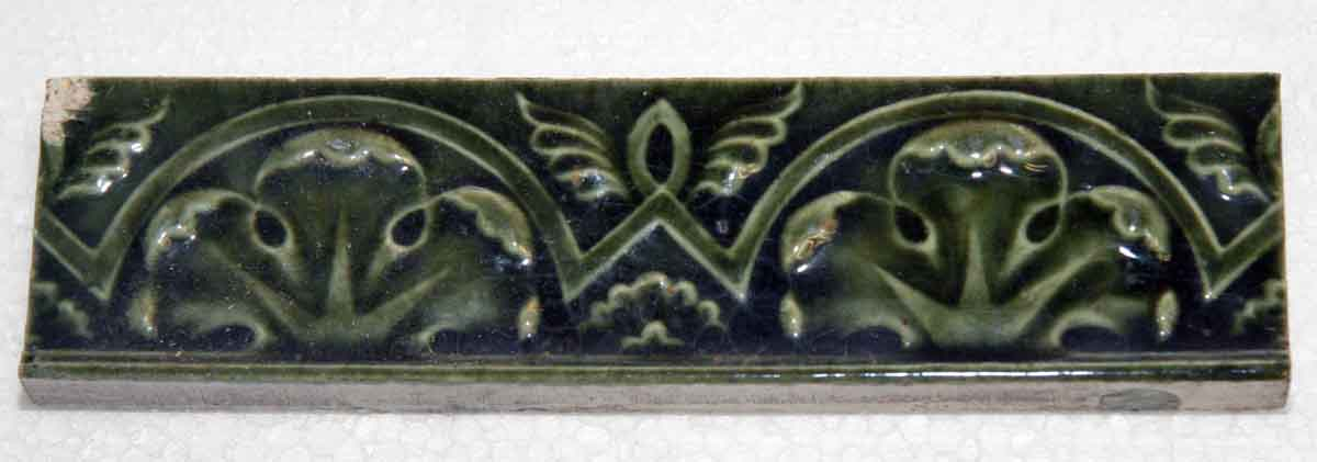 Green Decorative Accent Tile