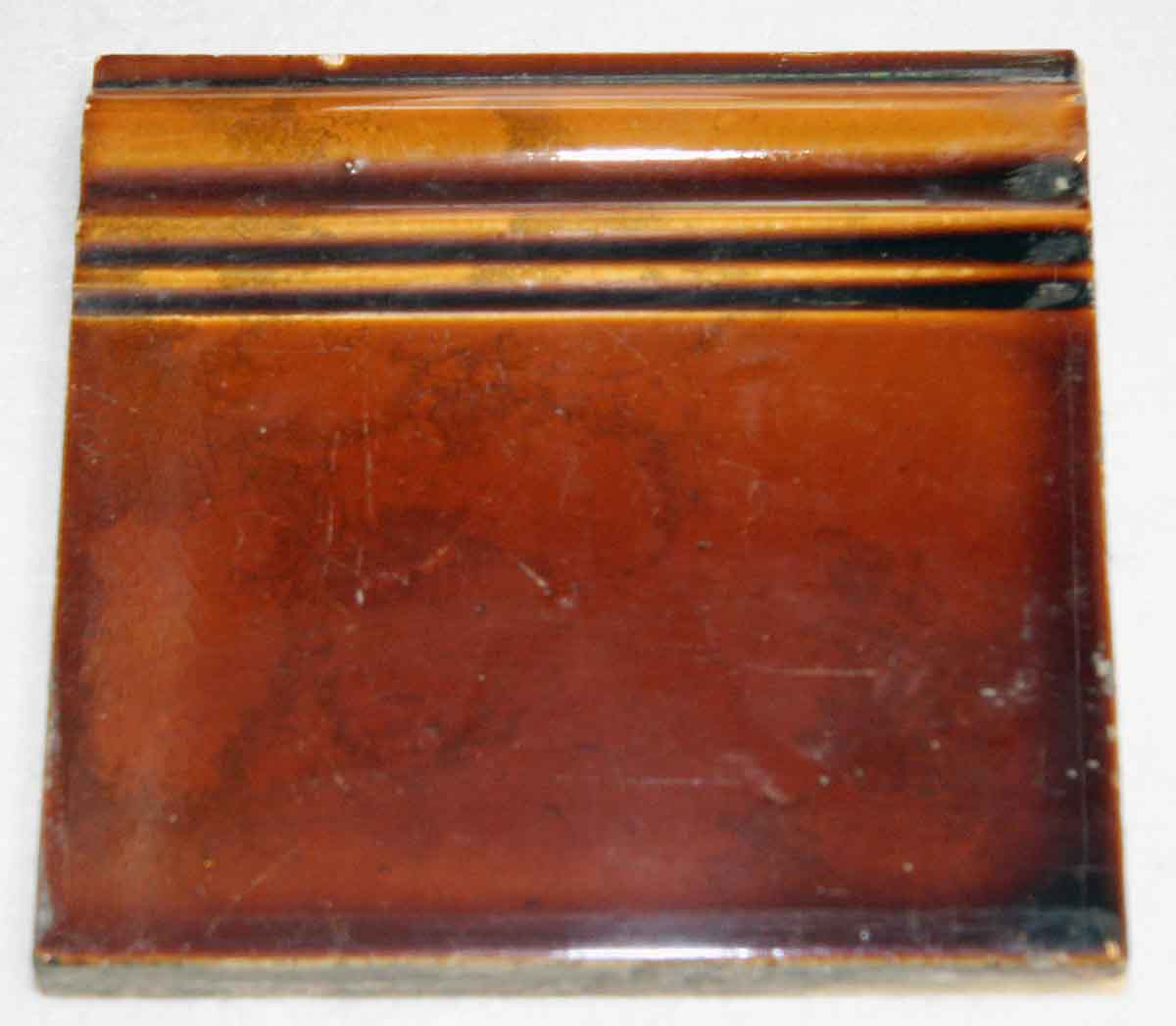 Antique Brown Trim Wall Tile