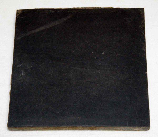 Black Matte Floor Tile