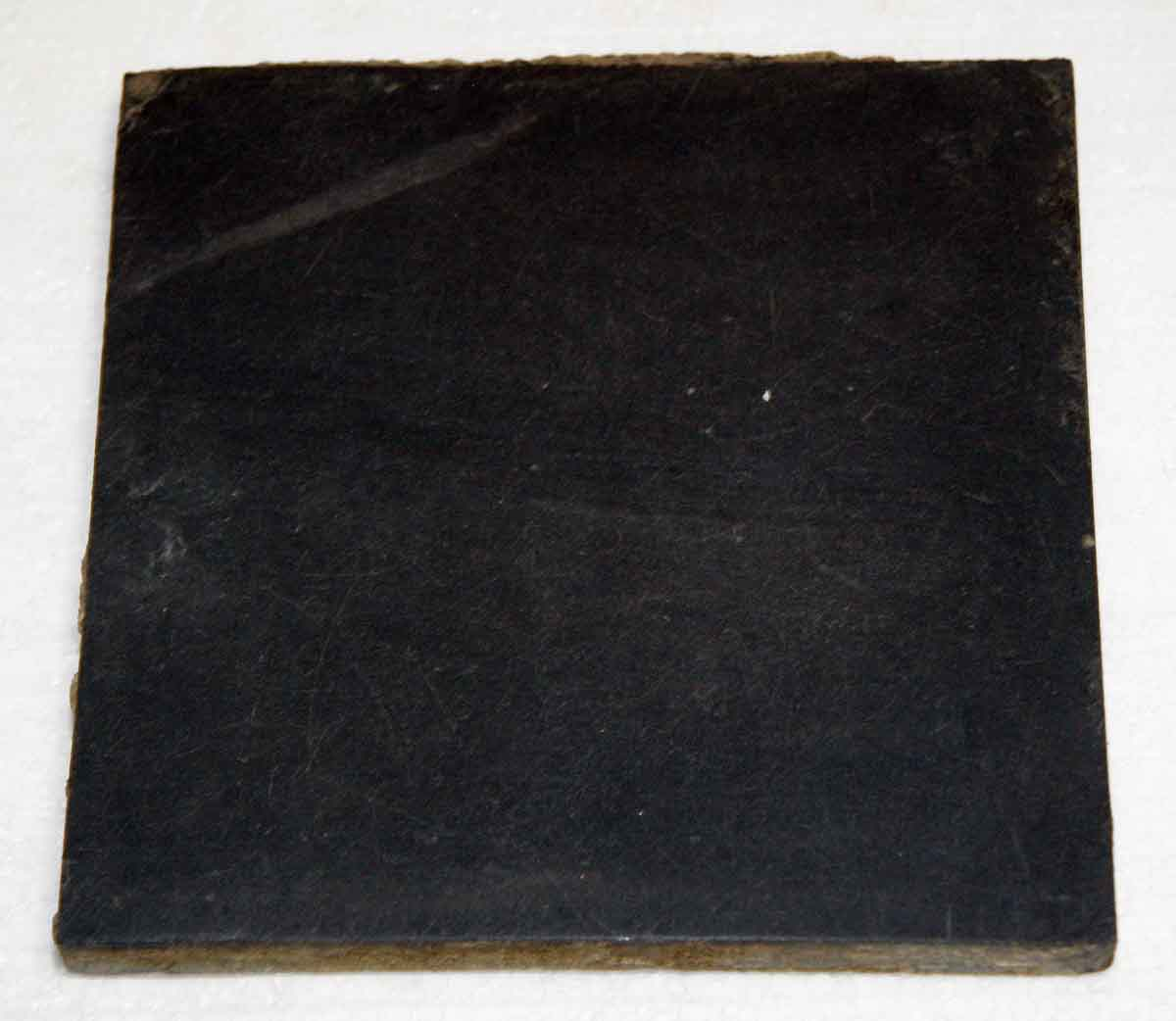 Black Matte Floor Tile