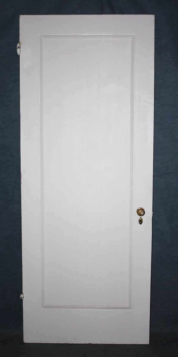 Solid Wood Single Panel Door