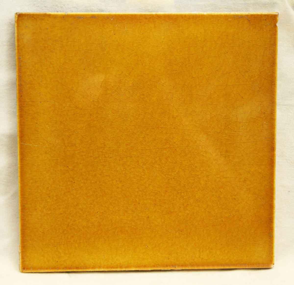 Dark Yellow Tile