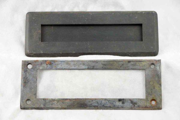 Bronze Mail Letter Slot
