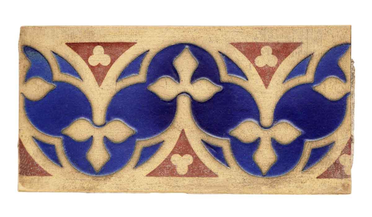 Minton Encaustic Tile