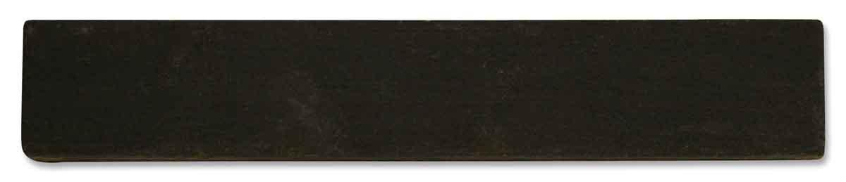 Long Matte Black Tile