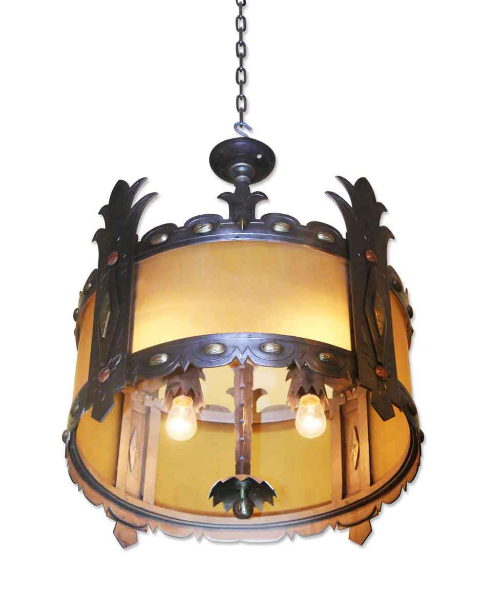 Lighting Fixture from Williamsburg Savings Bank