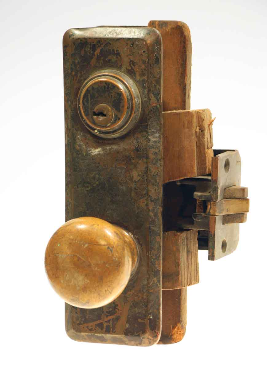 Original Sargent Union Lock Olde Good Things