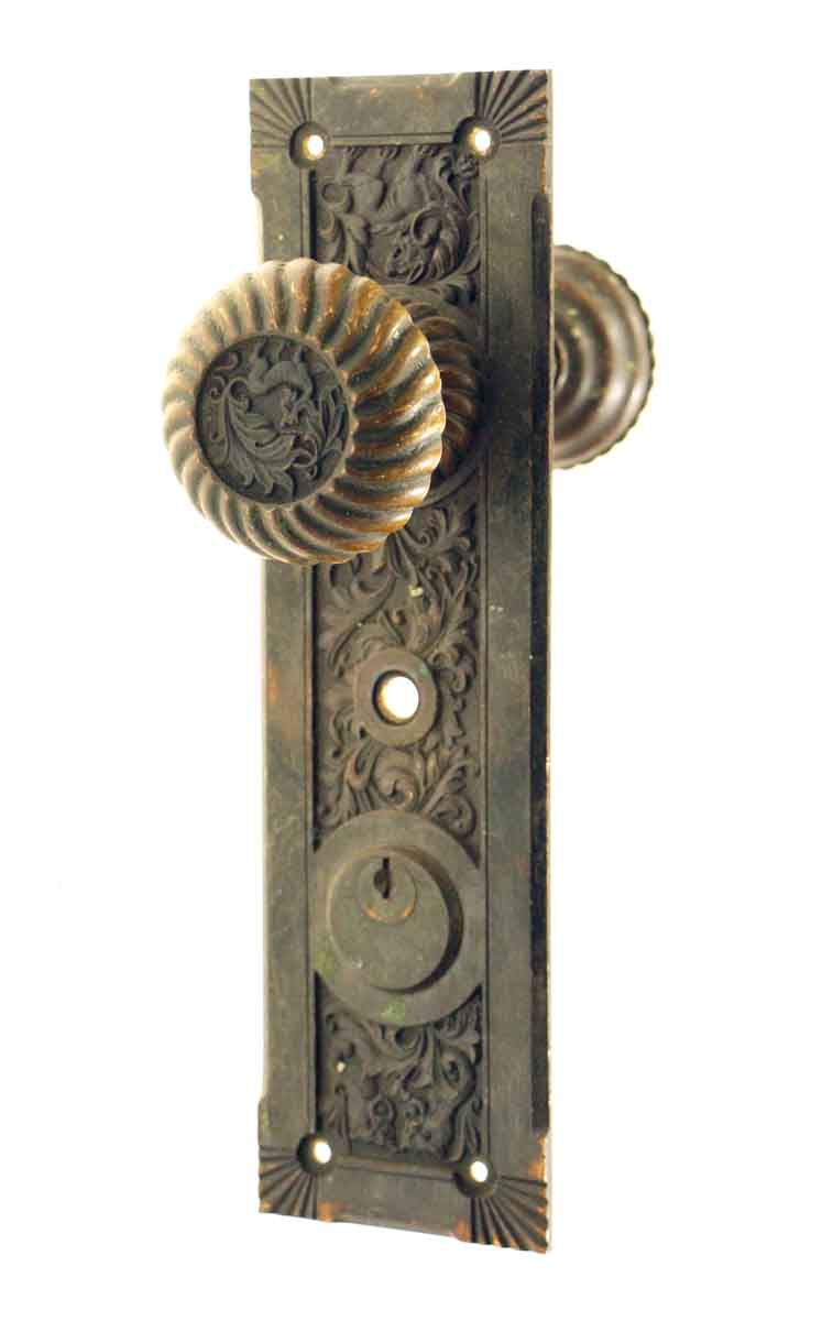 Empire Bronze Entry Door Set