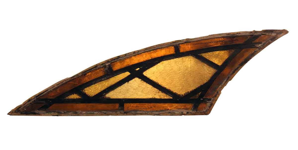 Antique Stained Glass Piece