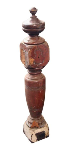 Antique Newel Post