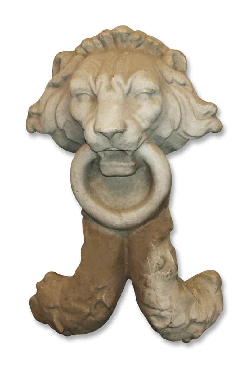 Antique Lion Head
