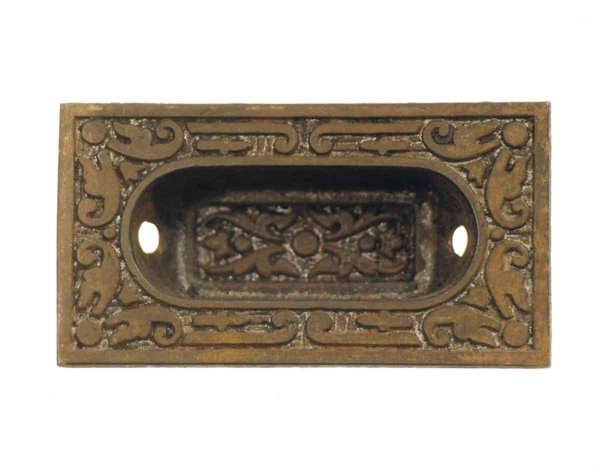 Sargent Bronze Recessed Window Lifts