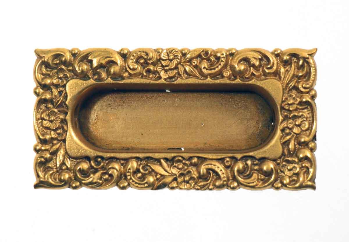Bronze Ornate Sash Lift