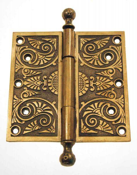 Aesthetic Solid Brass Pintel Hinge