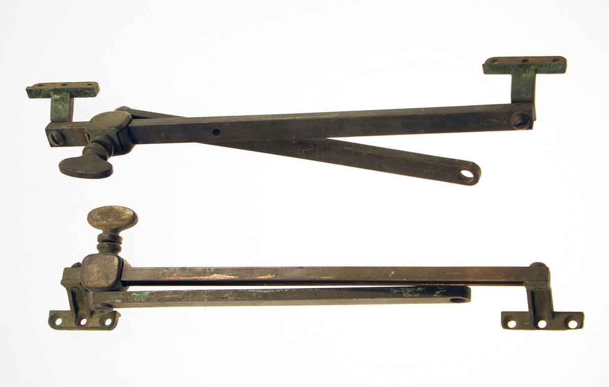 Antique Bronze Door or Window Closers