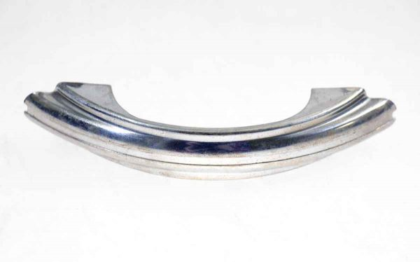 Art Deco Sliver Plated Drawer Pull