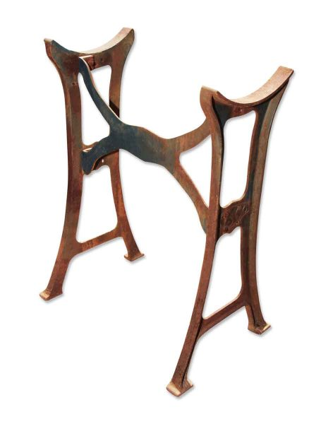 Antique Iron Stand for Bistro Table