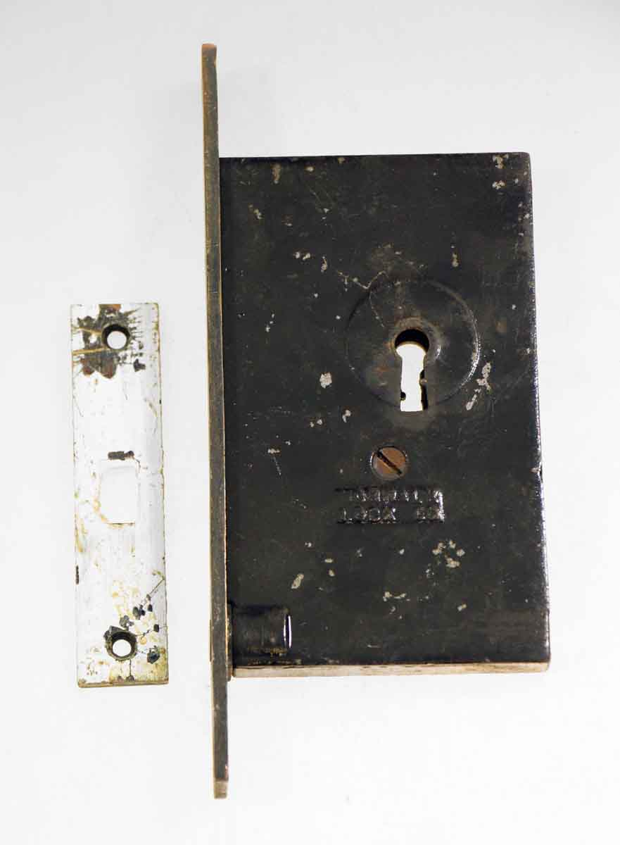 Antique Pocket Door Lock Set Olde Good Things