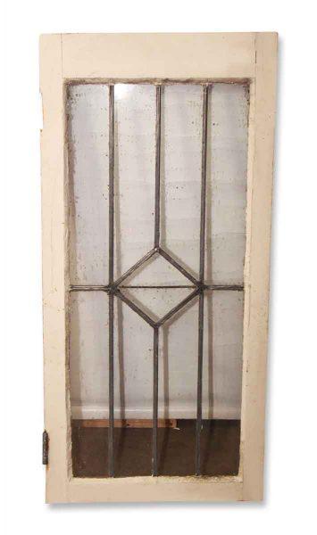 Tudor House Leaded Glass Window