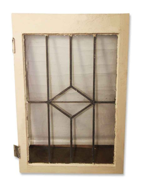 Leaded Window Glass from Tudor House