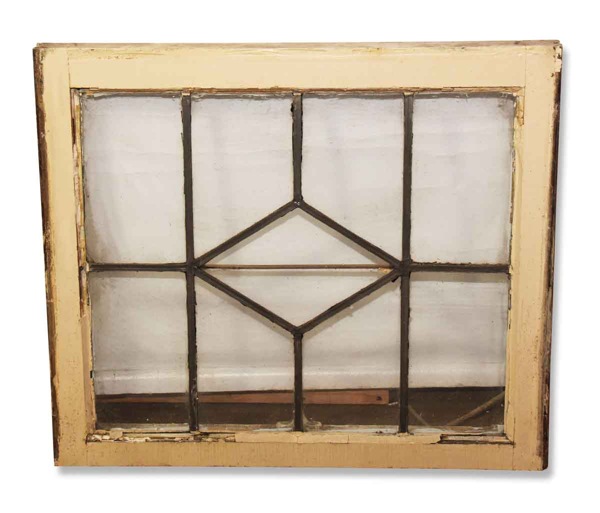 Leaded Glass Window from Tudor Home
