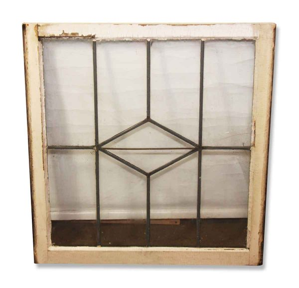Glass Window from Tudor House