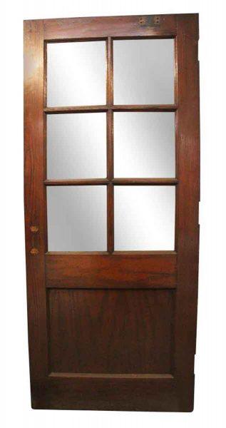 Swinging Office Door