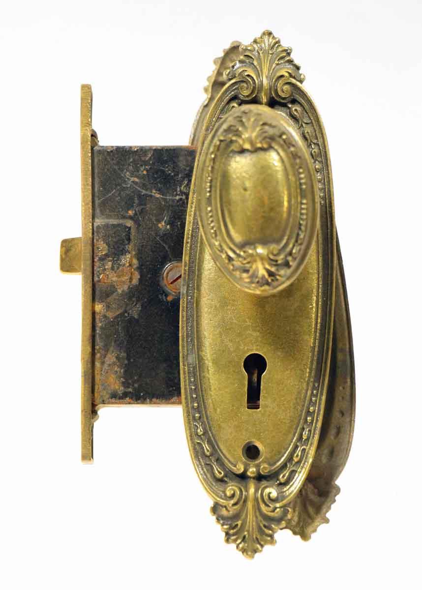 Sargent Bronze Knob Set