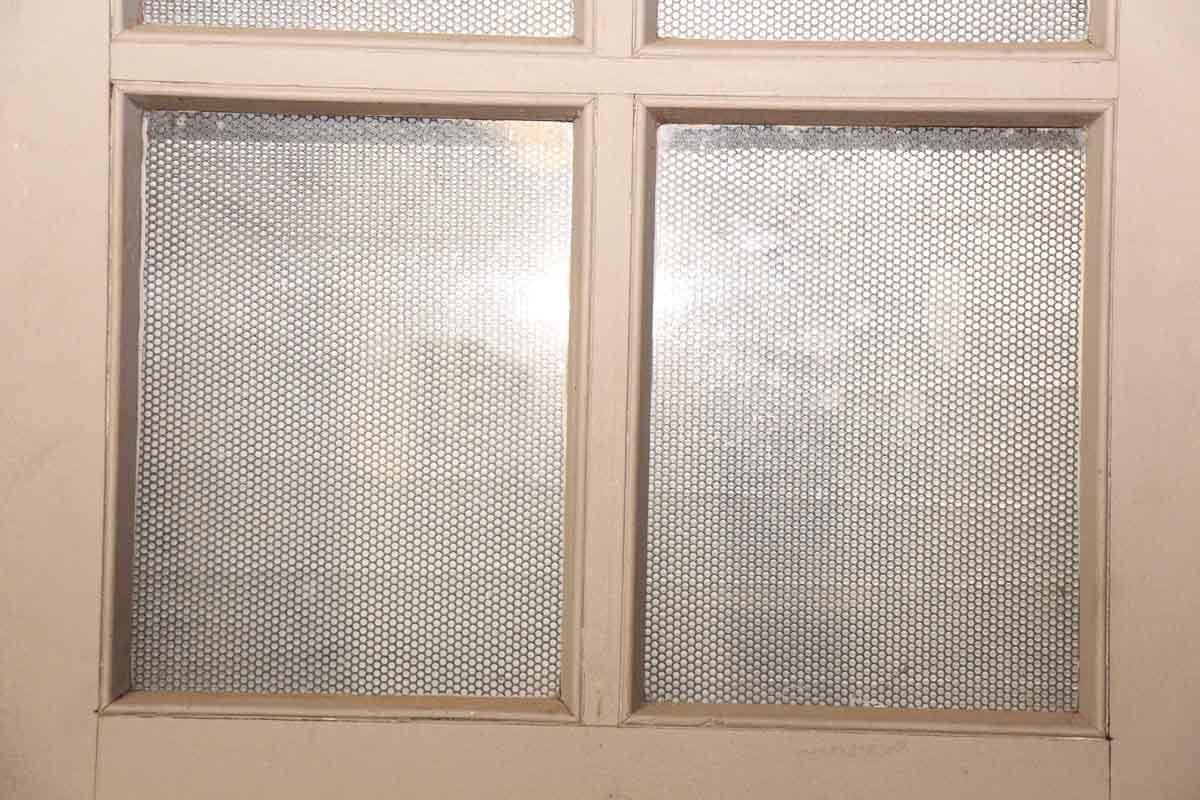Heavy Duty Glass : Heavy duty door with glass panel olde good things
