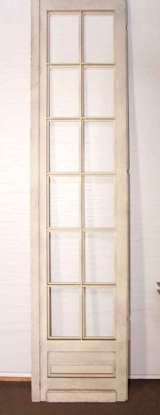 Original Antique White Door