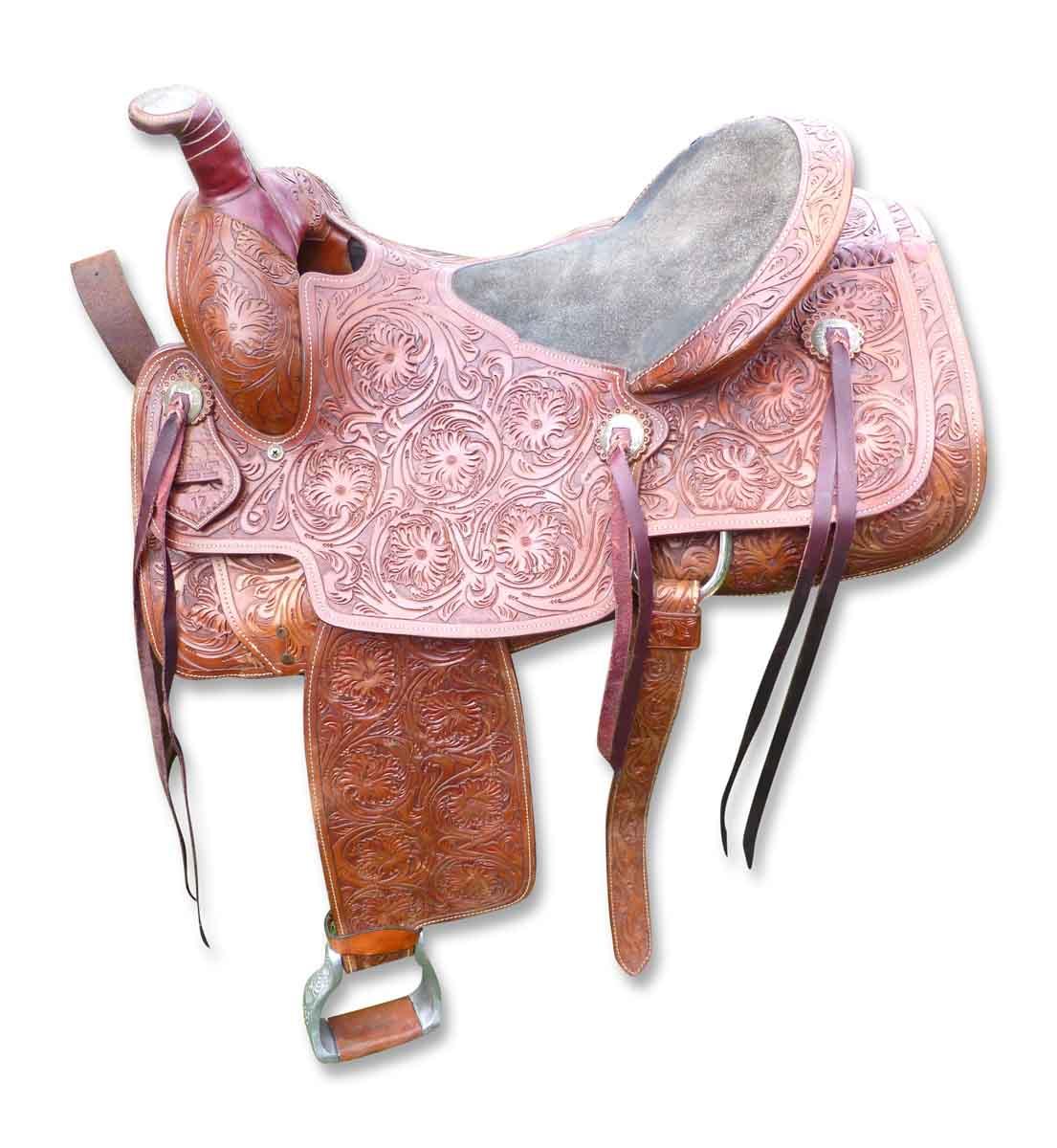 Classic Equine Saddle