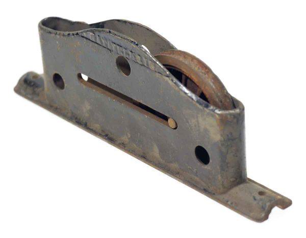 Simple Pocket Door Wheel Hardware