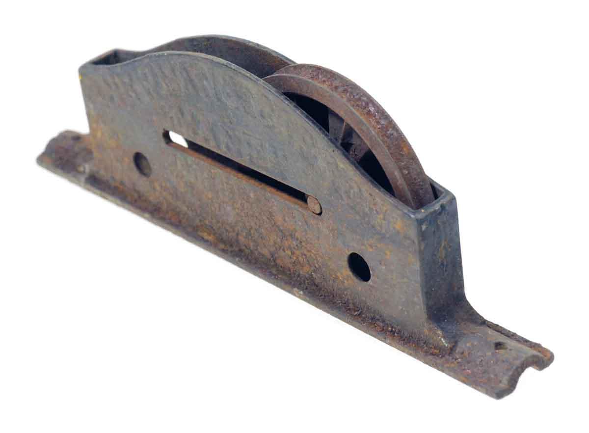 Pocket Door Wheel Iron Hardware