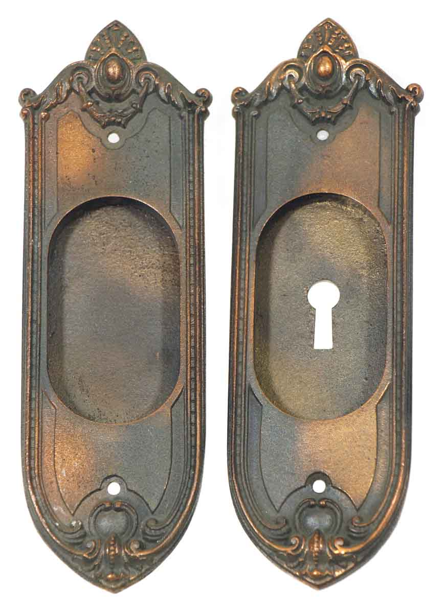 Sargent Bronze Pocket Door Handles