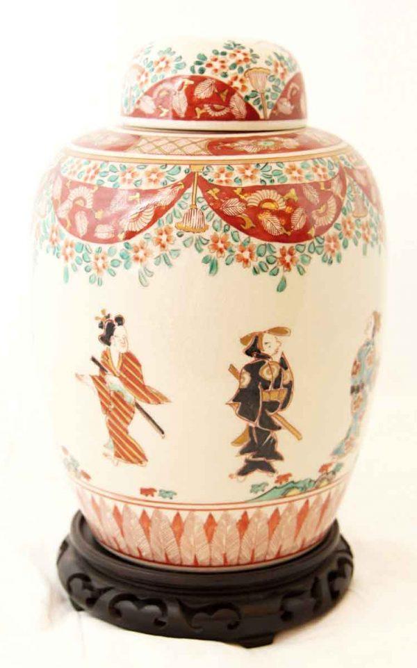 Pair of Japan Vases