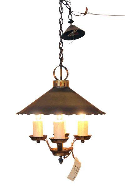 Brass Tavern Lamp