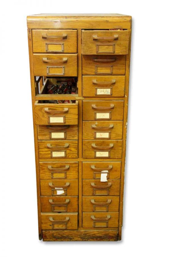 Card Catalog   Set of 2