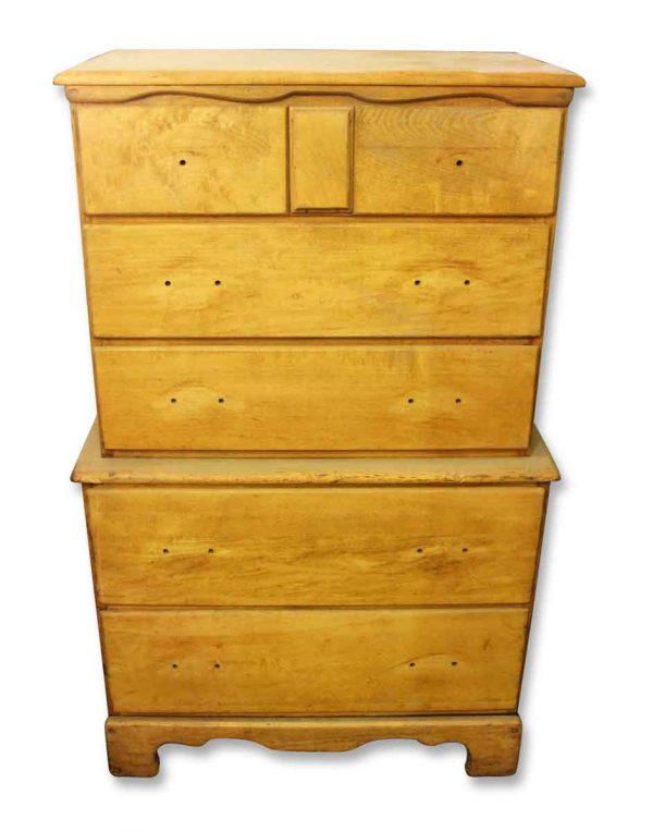 Maple Dresser High Boy