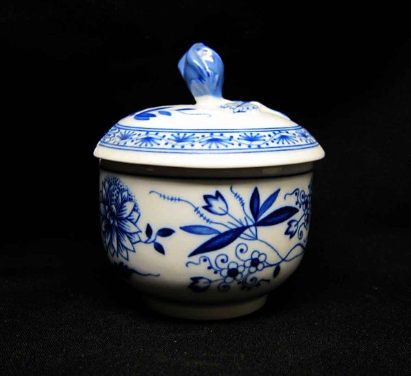 Hutschen Reuther Blue Onion Sugar Holder