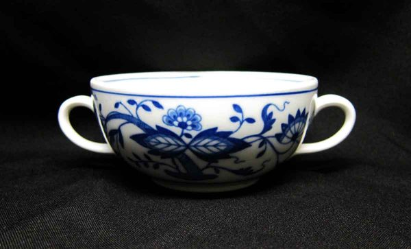 Hutschen Reuther Blue Onion Soup Cup