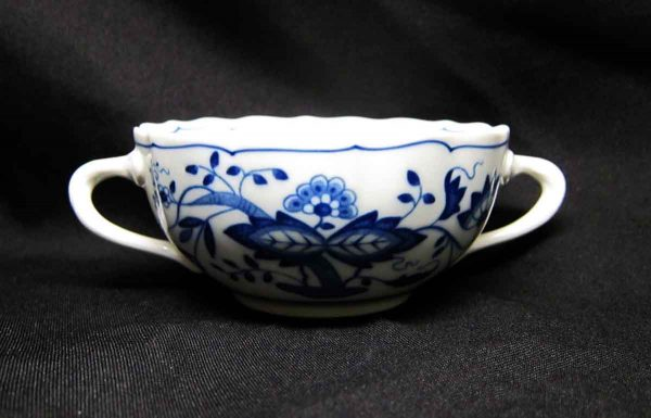 Hutschen Reuther Blue Soup Cup