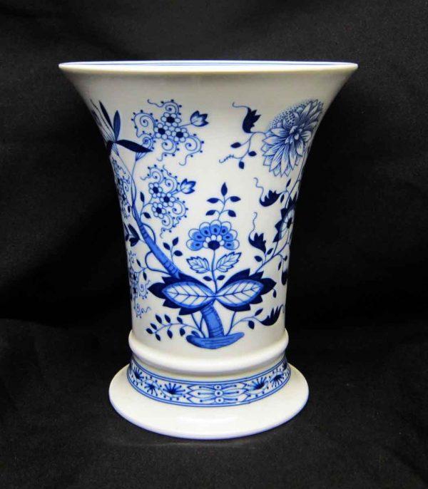 Hutschen Reuther Blue Onion Big Vase