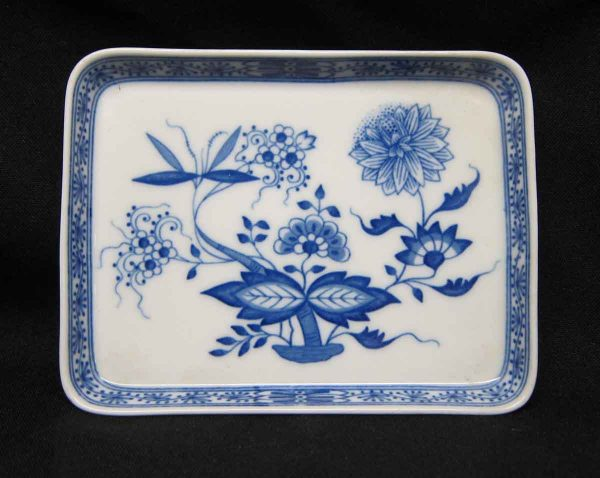 Hutschen Reuther Blue Onion Square Dish