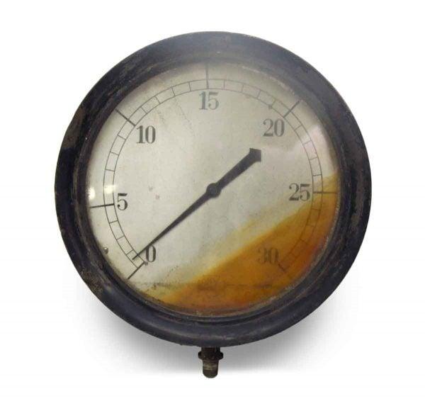 Vintage Analogue Water Pressure Meter