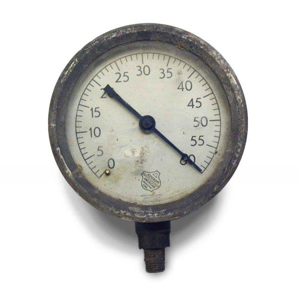 Vintage Ashcroft Meter