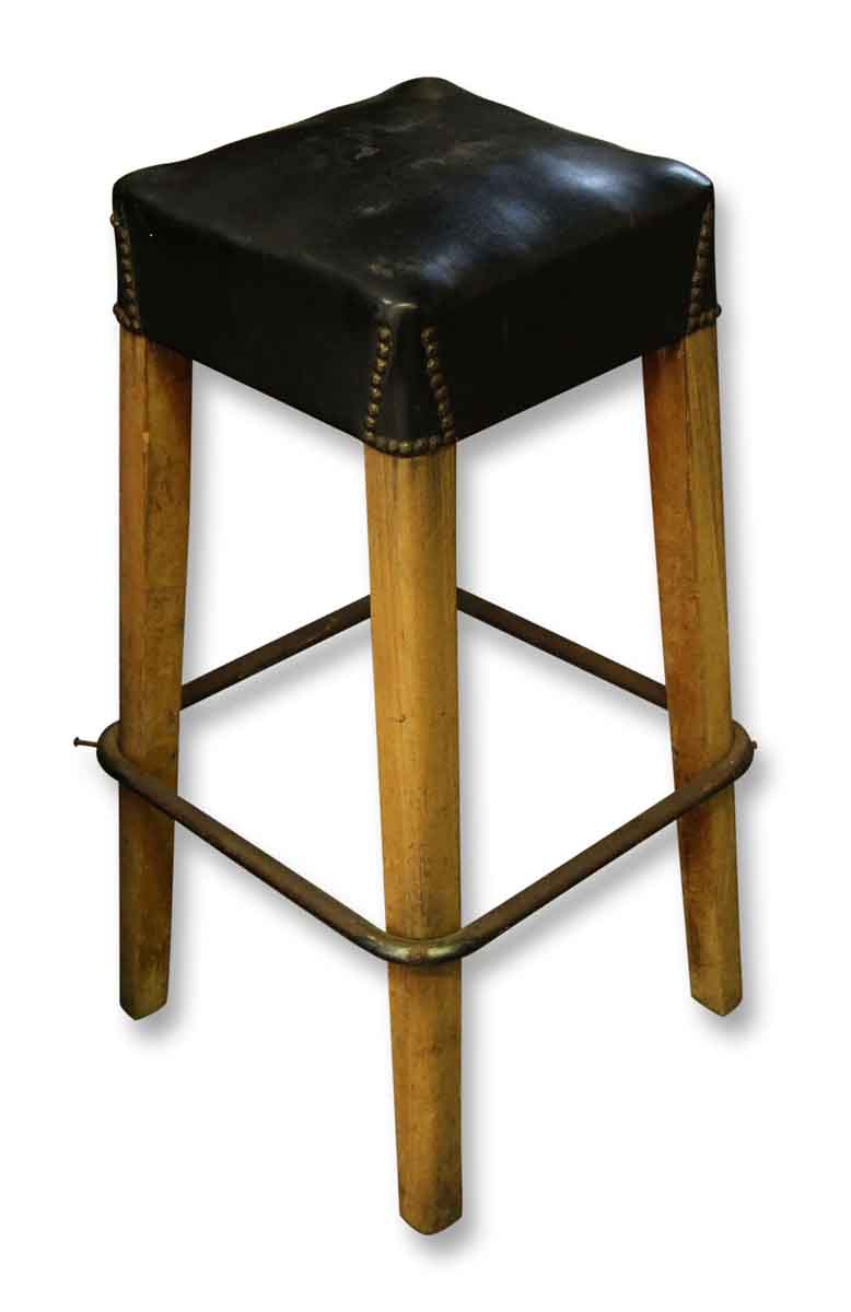 Padded Bar Stool Olde Good Things