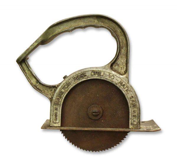 Antique Drill-O-Matic Saw