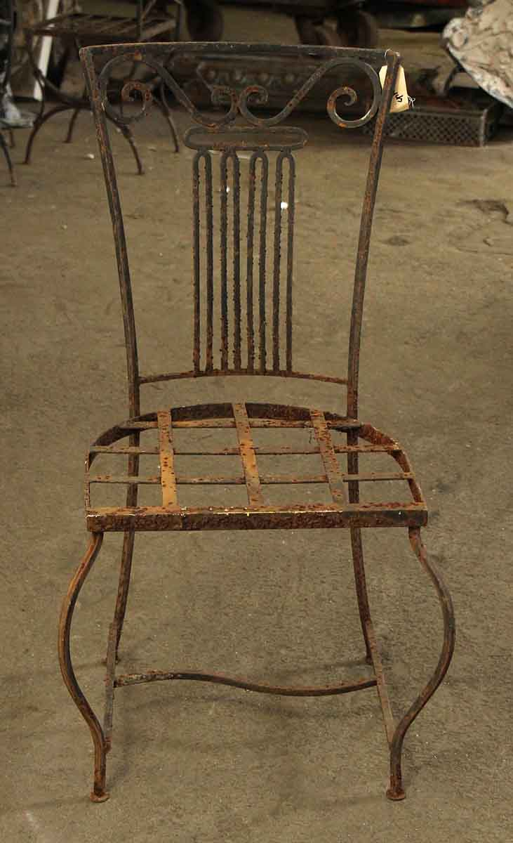 Vintage Wrought Iron Garden Chairs | Olde Good Things