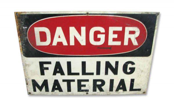 Danger Metal Sign